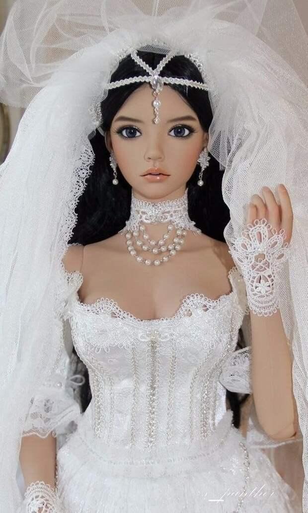 Куклы невероятной красоты