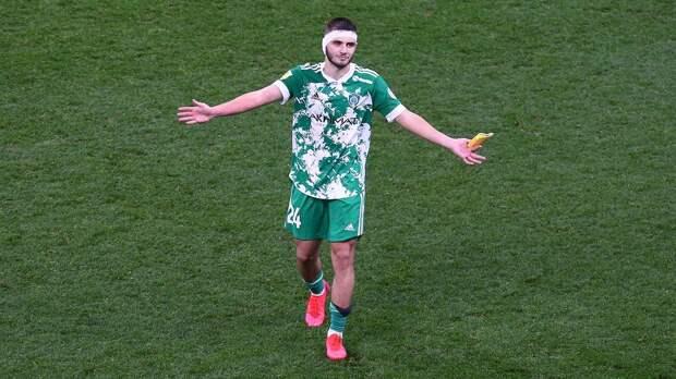 Источник: защитник «Ахмата» Ненахов перейдет в «Локомотив»