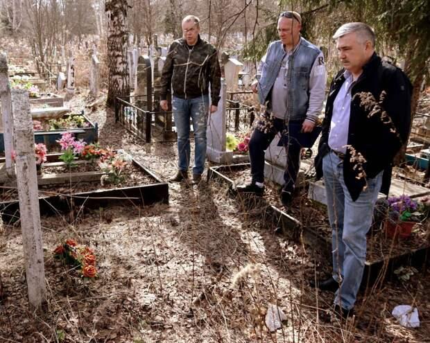 Ярославское отделение РВИО установит новый памятник на могиле полного кавалера Ордена Славы Александра Павлова