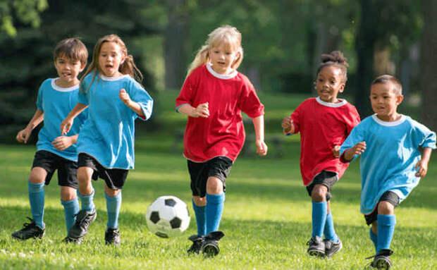 Физическая нагрузка спасает психику детей