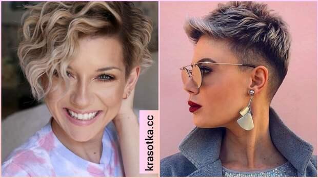 Окрашивание волос в два цвета на короткие волосы: самые популярные техники 2021