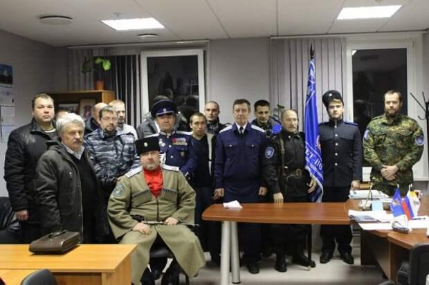 В Санкт-Петербурге безмасочников будут ловить и штрафовать казаки