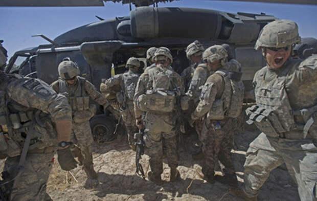 Американские журналисты узнали о секретной армии США