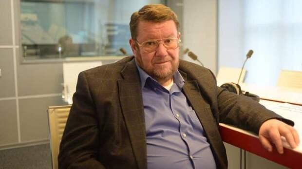 Сатановский удивил студию Соловьева небанальным способом переговоров с США