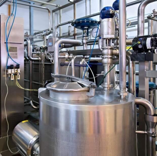 Новое оборудование КРЭТ повысит качество молока