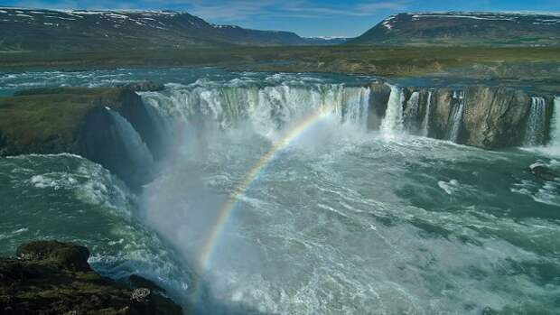 waterfalls25 Красоты водопадов Исландии в фотографиях