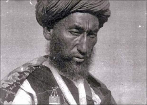 Ибрагим-бек в годы басмачества