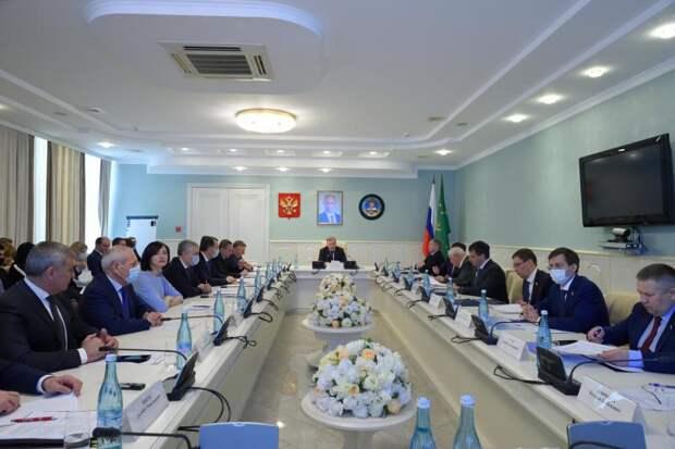 Правительство Адыгеи внесло предложения для снятия ограничений в развитии региона