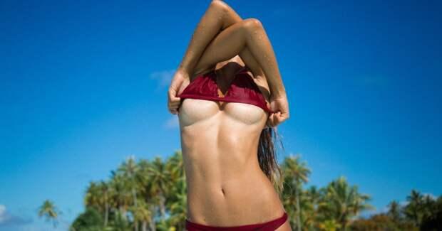 Эти фото собнаженными девушками отфранцуженки Ким Акрич можно пересматривать бесконечно