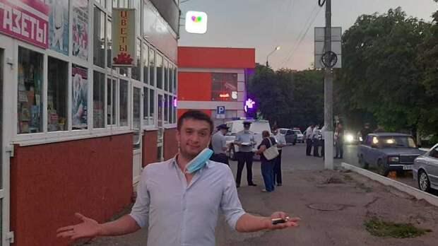 Участники «похорон выборов» в Ессентуках арестованы на 5 суток