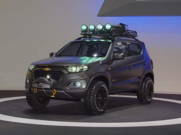 Chevrolet Niva 2: «Шеви» в душе, «Нива» в характере