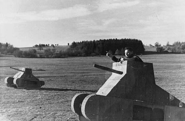 Как СССР помогал Германии возродить свою армию после Первой мировой