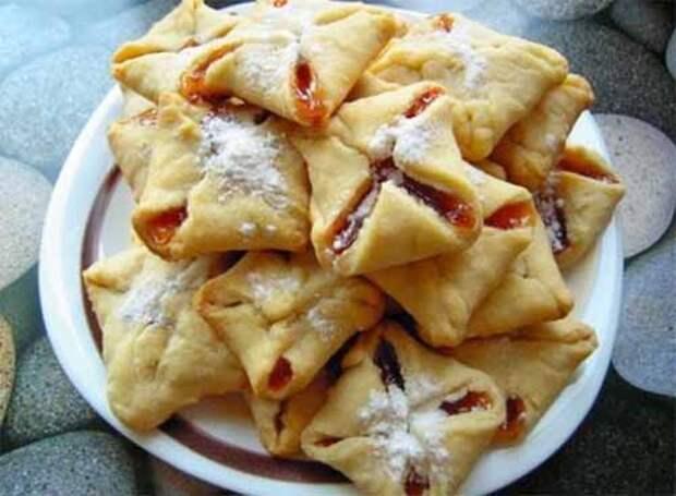 печенье за 25 минут