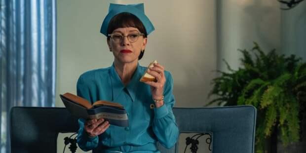 «Сестра Рэтчед» заняла почетное первое место на Netflix