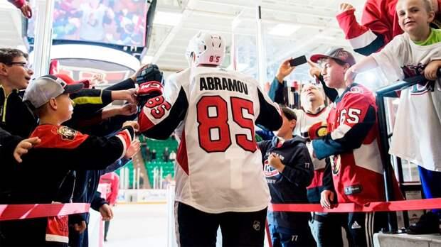 Русскую молодежь зажимают в канадском клубе. Соколов и Абрамов хороши в АХЛ, но сыграли за «Оттаву» жалкие 10 минут