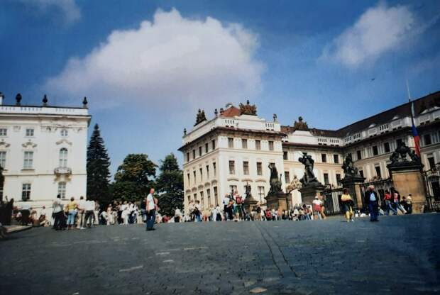 Прага. 2005 год