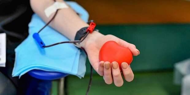 Кровь от именных доноров в больницу Вересаева поступает через неделю