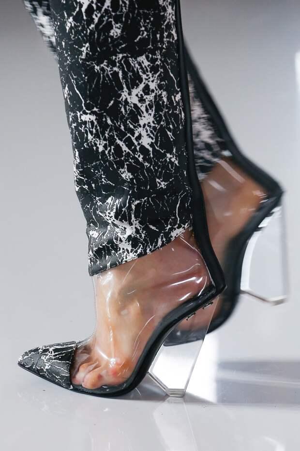 Главные тренды обуви сезона лето 2020