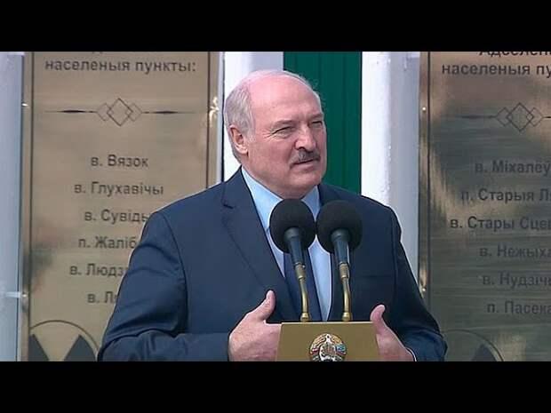 Лукашенко: Разделить Белоруссию ни у кого не получится