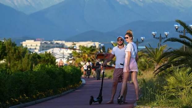 В РСТ прокомментировали ситуацию с ценами на отдых в Сочи