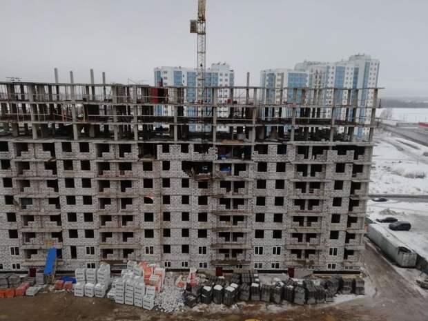 В России за год резко подорожали стройматериалы