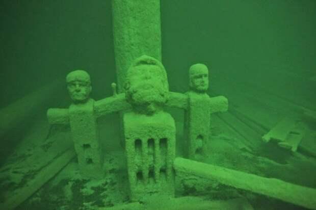 Корабль-призрак (Балтийское море).