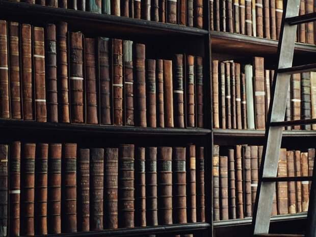 Достойная библиотека