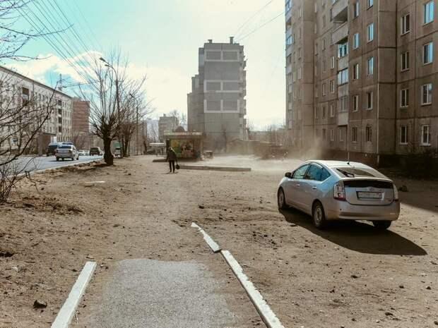 Мокрый снег и сильный ветер ожидаются в Забайкалье 26 апреля