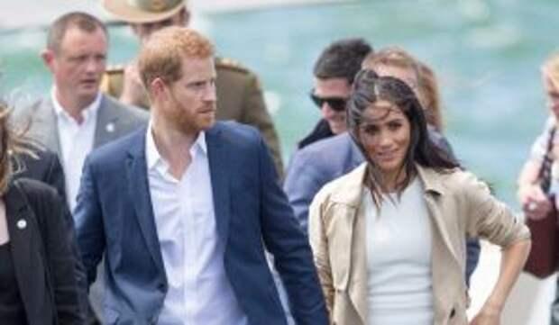 Королева разрешила? Имя новорожденной дочери принца Гарри и Меган Маркл вызвало недоумение