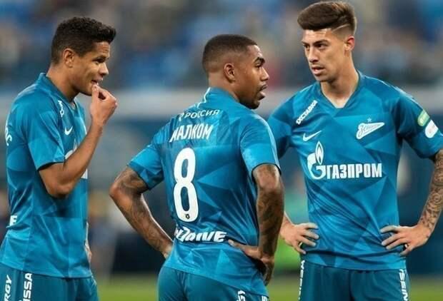Источник: «Зенит» не станет предлагать новый контракт Рибальте. Информация про «Ювентус» - фейк