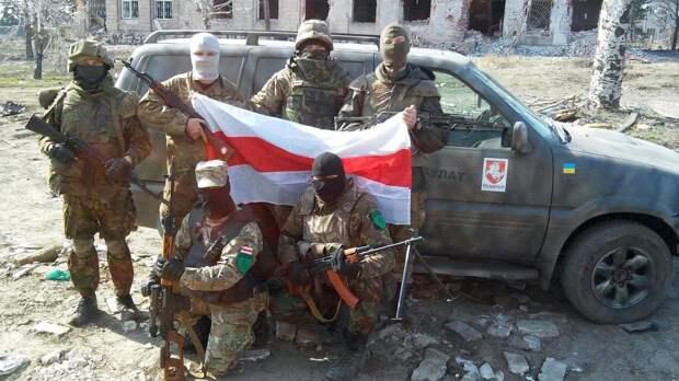 «Знак беды» – флаг белорусских националистов могут официально запретить