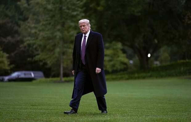 Президент США Дональд Трамп AP Photo/Carolyn Kaster