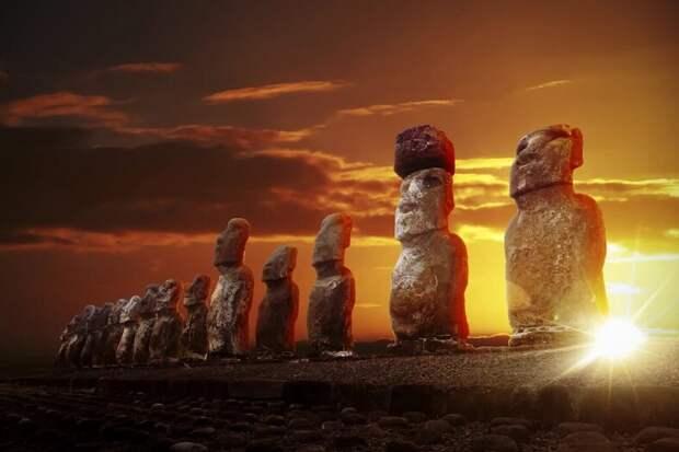 Остров Пасхи Фотография: Shutterstock