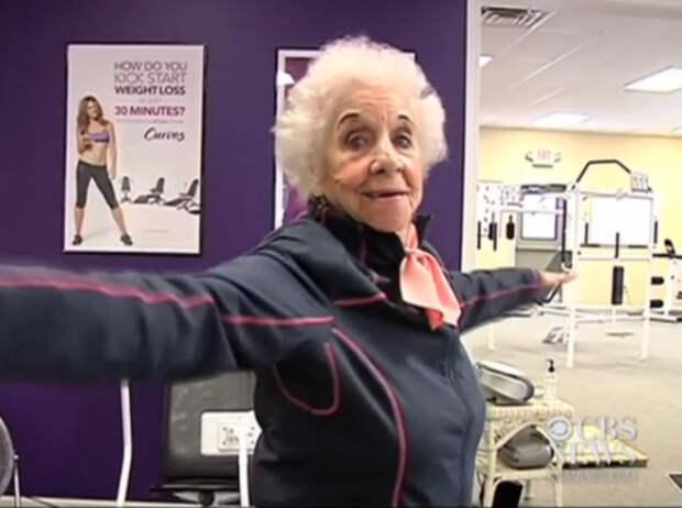 7 супер-женщин в возрасте от 66 до 97 лет, которые вдохновляют!