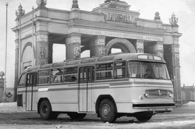 ЗИЛ-159 автобусы, история, это интересно