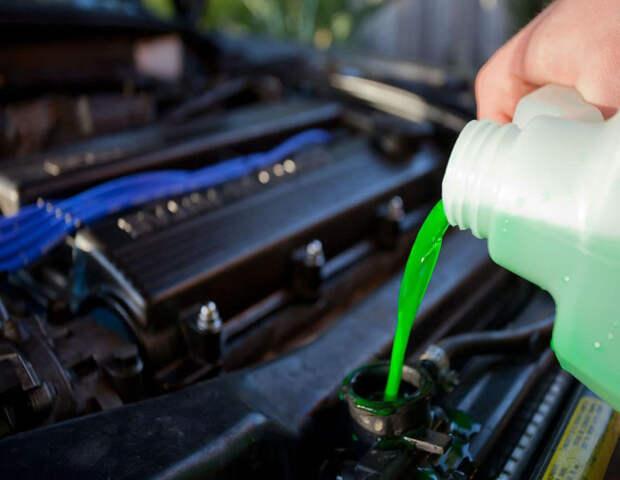 Нужно улучшить работу охлаждающей жидкости. /Фото: drive2.com.