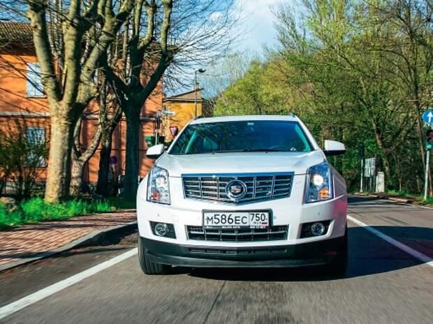GM перенесла сборку Cadillac в Петербург из Калининграда