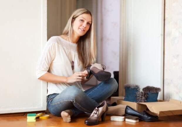 Как продлить срок жизни обуви. 6 народных советов