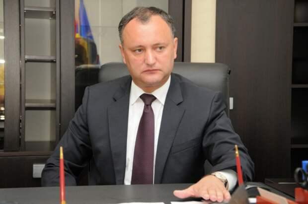 Молдавия проведет референдум о вступлении в Евразийский Союз