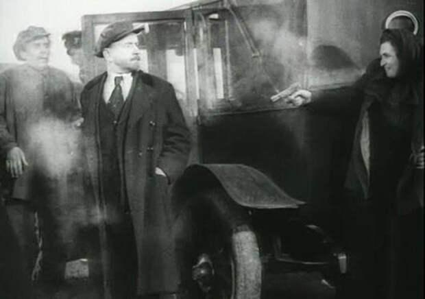 Почему пули Фанни Каплан на самом деле убили Ленина