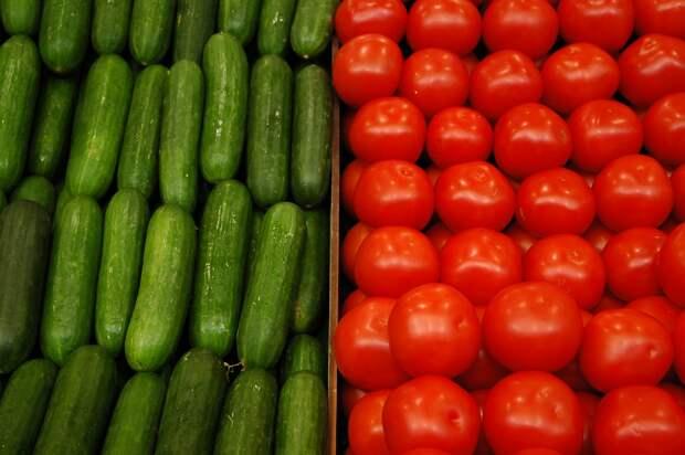 Огурцы + помидоры: вражда или дружба? И как правильно выбирать эти овощи?