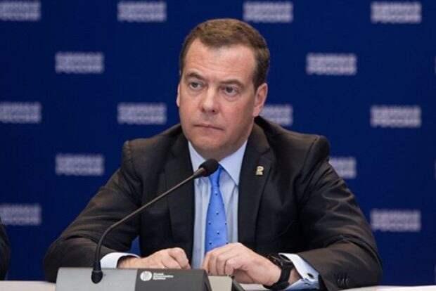 Медведев заявил, что отношения между Россией и США вернулись в эпоху холодной войны