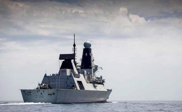 Британская провокация у берегов Крыма могла ввергнуть мир в состояние глобальной войны