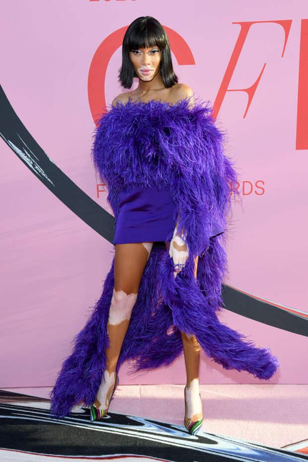 Сенсационно: 23 сексуальные супермодели на премии CFDA Fashion Awards (фото 17)