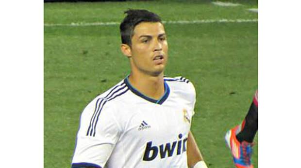 Самый популярный футболист среди интернет-жуликов - Криштиану Роналду