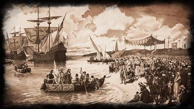 Португальский отморозок Васька да Гама: полный рассказ по понятиям (того времени)