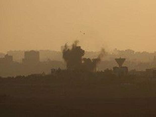 Новость на Newsland: Израиль и ХАМАС заключили перемирие на трое суток