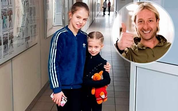 Еще одна фигуристка покинула группу Тутберидзе и перешла к Плющенко — 8-летняя Арина Парсегова