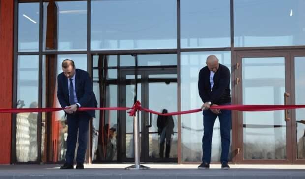 ВОренбурге на улице Салмышской открылся Центр восточных единоборств