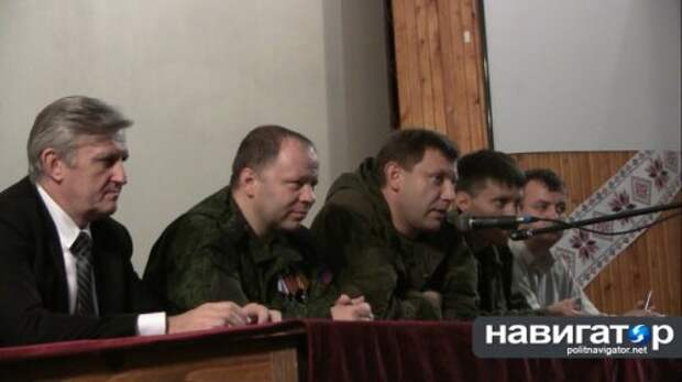 В состав ДНР войдут Бердянск и Изюм, — Захарченко